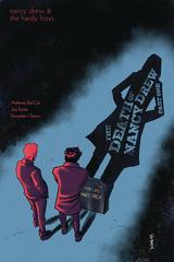 Nancy Drew & Hardy Boys Death Of Nancy Drew #1 Cvr A Eisma (STL151769)