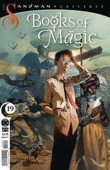 Books Of Magic #19 (MR) (STL151836)