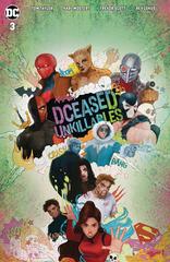 Dceased Unkillables #3 (Of 3) Card Stock Horror  Tasia Ms Var (STL151842)