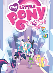 My Little Pony Tp Vol 06 Crystal Empire (STL005698)