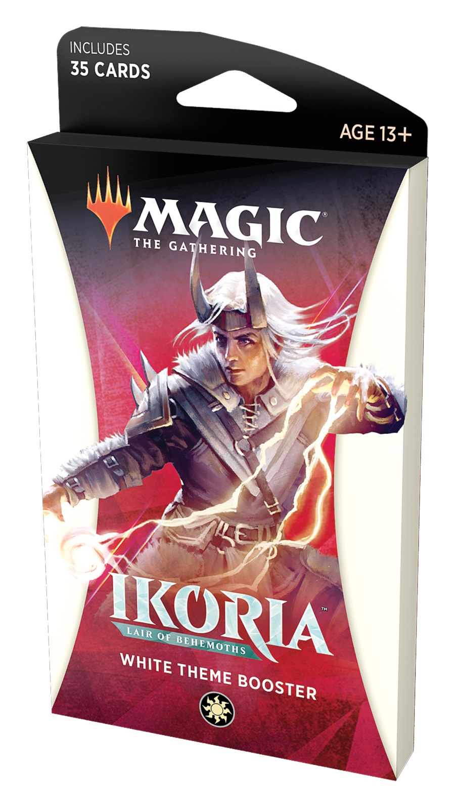 Ikoria: Lair of Behemoths Theme Booster - White