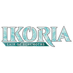 Ikoria: Lair of Behemoths Theme Booster Display