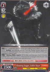 Gleaming Dagger, Goblin Slayer - GBS/S63-E040 - U