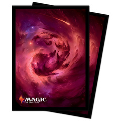 Ultra Pro - MTG Celestial Land Deck Protector Sleeves: Mountain 100ct