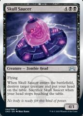 Skull Saucer