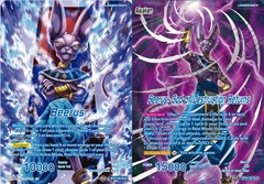 Beerus // Beerus God of Destruction Returns - BT9-126 - RLR