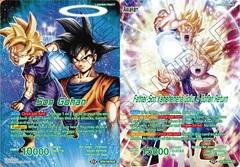 Son Gohan // Father-Son Kamehameha Goku & Gohan Return - BT9-128 - RLR