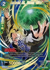 Android 18, Bionic Blitz - BT9-099 - SPR