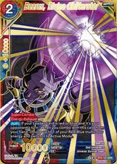 Beerus, Divine Obliterator - BT9-107 - SPR