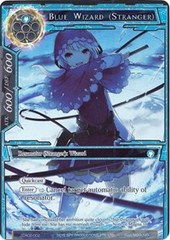 Blue Wizard (Stranger) - SDA02-002 - ST - Full Art