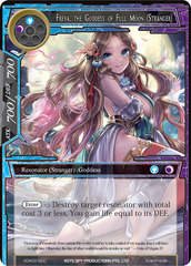 Freya, the Goddess of Full Moon (Stranger) - SDA02-022 - ST