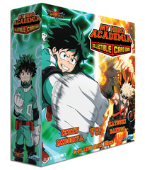 My Hero Academia Collectible Card Game - 2-Player Turbo Deck