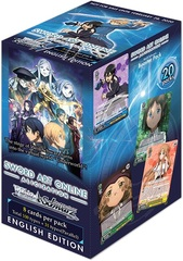 Sword Art Online -Alicization- Booster Box