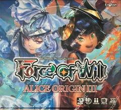 Alice Origin III - Booster Box