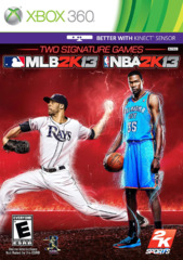 2K13 Sports Combo Pack MLB 2K13 NBA 2K13