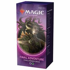 Challenger Deck 2020 - Final Adventure (Ships Apr 13)