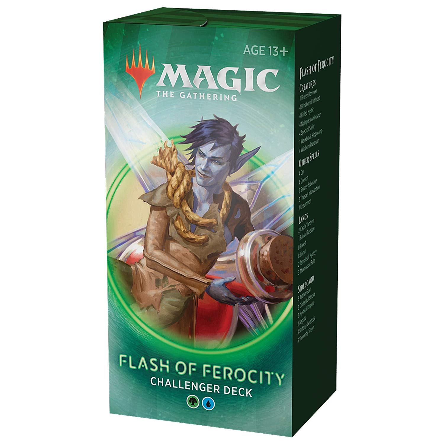 Challenger Decks - Flash of Ferocity