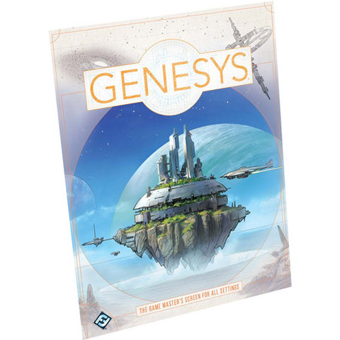 Genesys - Game Masters Screen