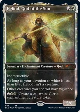 Heliod, God of the Sun - Foil