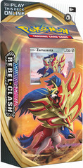 Sword & Shield - Rebel Clash Theme Deck - Zamazenta