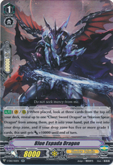 Blue Espada Dragon - V-EB12/012EN - RR