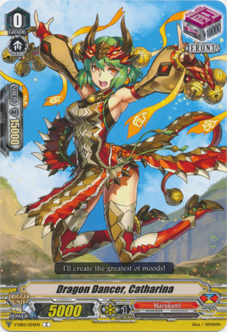 Dragon Dancer, Catharina - V-EB12/054EN - C