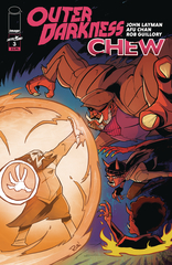 Outer Darkness Chew #3 (Of 3) Cvr B Guillory (MR) (STL154481)