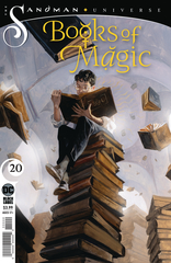 Books Of Magic #20 (MR) (STL153778)