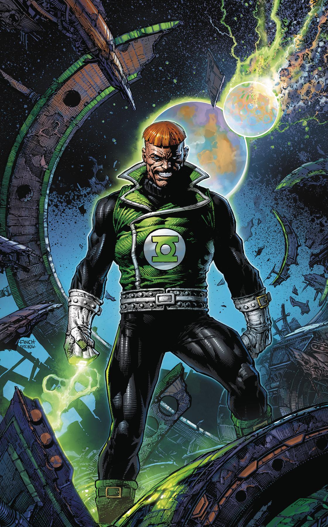 Green Lantern 80Th Anniv 100 Page Super Spect #1 1980S Var E (STL153866)