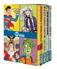 Dc Graphic Novels For Kids Box Set (STL154802)