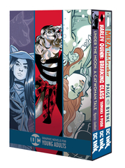 Dc Graphic Novels For Young Adults Box Set (STL154801)