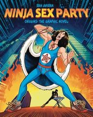 Ninja Sex Party Gn Vol 01 Origins Avidan & Wecht (STL153039)