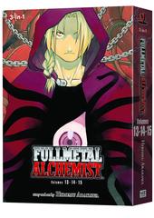 Fullmetal Alchemist 3In1 Tp Vol 05 (STK611373)