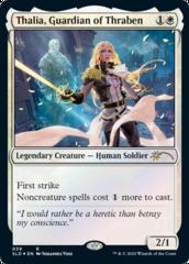 Thalia, Guardian of Thraben (039) - Foil