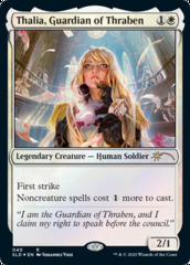 Thalia, Guardian of Thraben (040) - Foil
