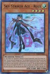 Sky Striker Ace - Roze - IGAS-EN020 - Ultra Rare - Unlimited Edition