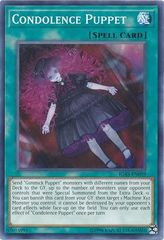 Condolence Puppet - IGAS-EN059 - Common - Unlimited Edition