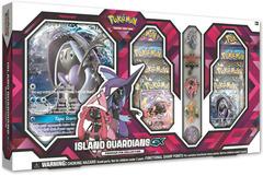 Island Guardians GX Premium Pin Collection