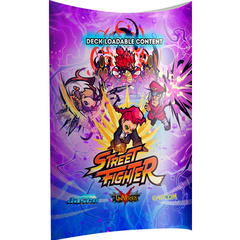 Universus: Street Fighter CCG DLC Pack