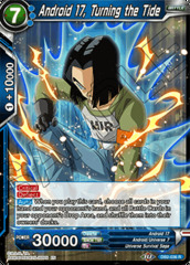 Android 17, Turning the Tide - DB2-036 - R