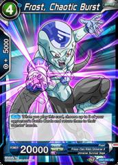 Frost, Chaotic Burst - DB2-041 - UC - Foil