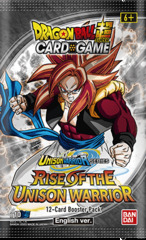 Dragon Ball Super - Rise of the Unison Warrior Booster Pack