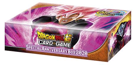 Dragon Ball Super - Expansion Set 13: Special Anniversary Box 2020 - Unison Warrior Series