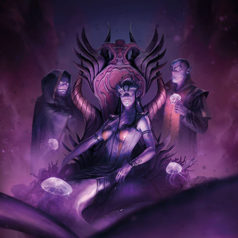 Conspiracy: Abyss Universe (Purple Cover)