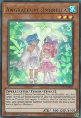 Angraecum Umbrella - DUOV-EN027 - Ultra Rare - 1st Edition on Channel Fireball