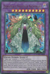 Dangerous Frightfur Nightmary - DUOV-EN038 - Ultra Rare - 1st Edition on Channel Fireball
