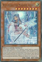 Witchcrafter Madame Verre - DUOV-EN073 - Ultra Rare - 1st Edition