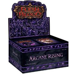 Arcane Rising Booster Box 1st Edition