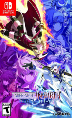Under Night In-Birth Exe: Late Cl-R [Collector's Edition]