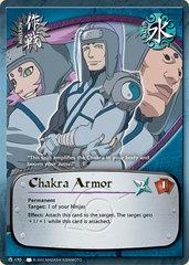 Chakra Armor - M-170 - Common - 1st Edition - Wavy Foil